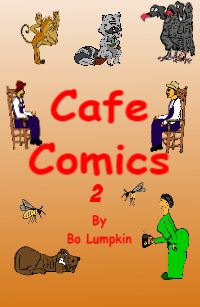 Cafe Comics Cover