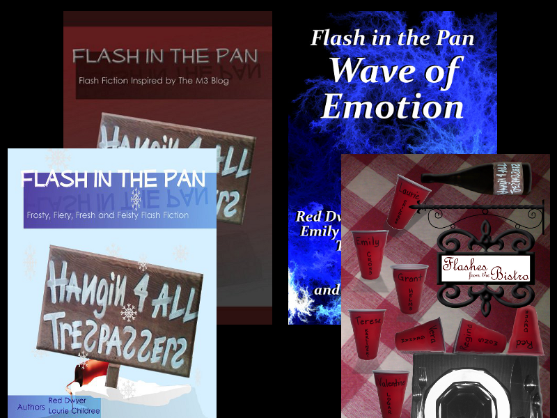 Flash in the Pan Collection Vol 1-4