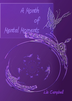 Month of Mental Moments by Liz Campbell